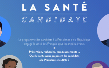 Présidentielle : et si on comparait les programmes santé des candidats ?