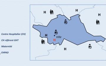 Fiches Circonscriptions Santé : offre et accès aux soins en France